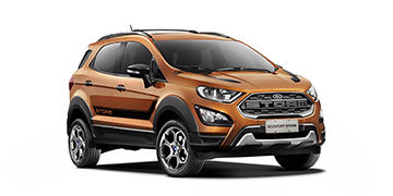 FordECOSPORT Storm 2.0 4WD AT