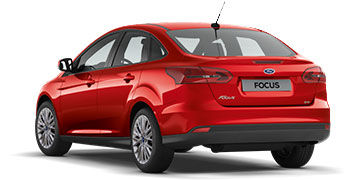 FordFOCUS FASTBACK SE Plus 2.0 AT