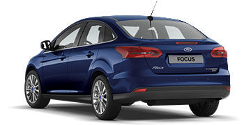 FordFOCUS FASTBACK Titanium Plus 2.0 AT