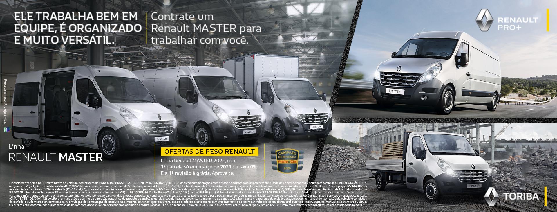 Toriba Renault