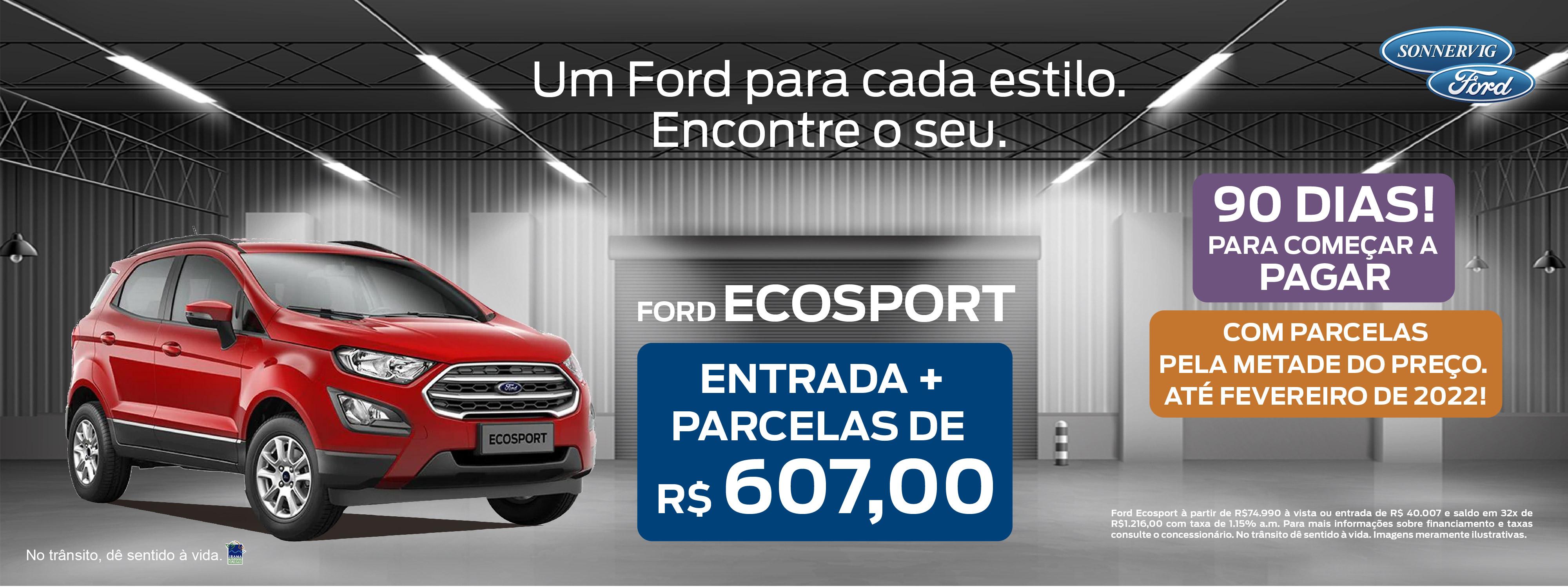 Sonnervig Ford Concessionaria Ford Em Sao Paulo
