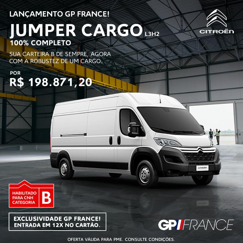 Citroën Jumper Cargo