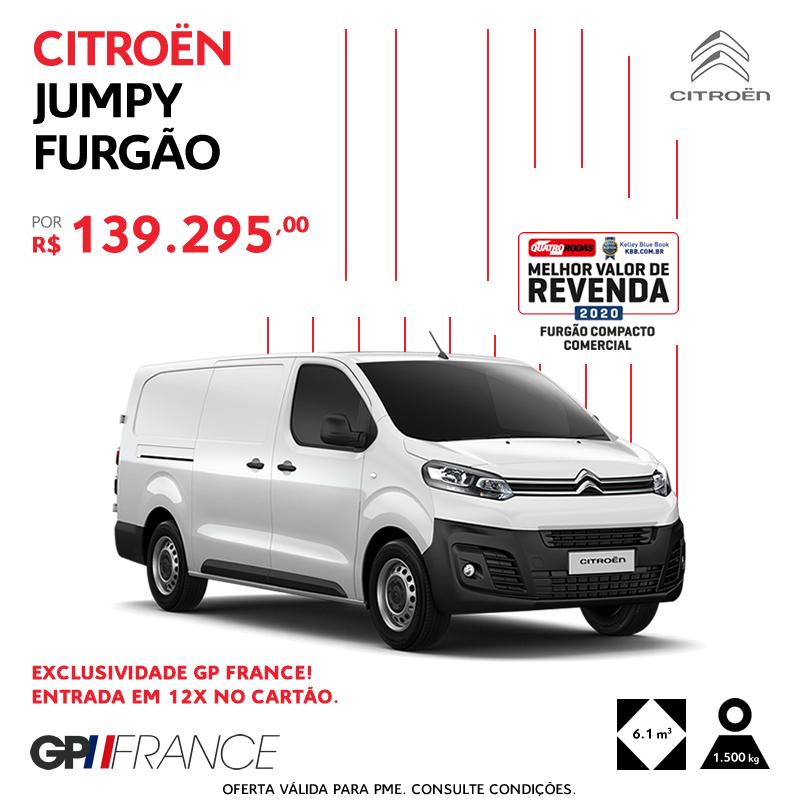 Citroën Jumpy Furgão